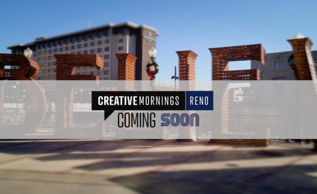Creative Mornings Reno Application Video