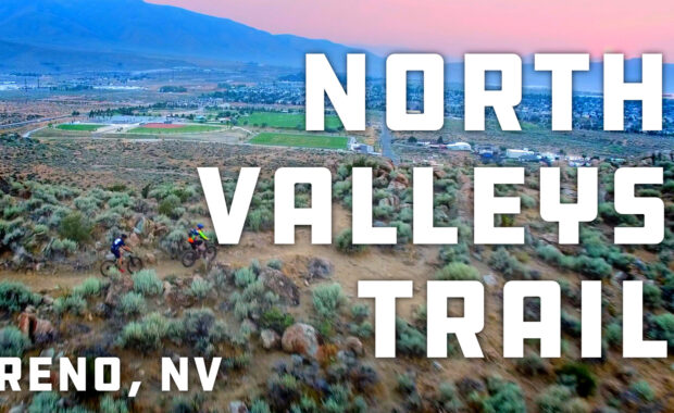 North Valleys Trail Poster