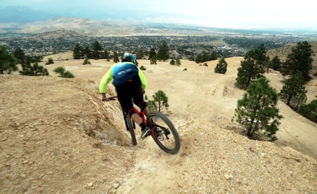 Reno Tahoe Mountain Bike Video