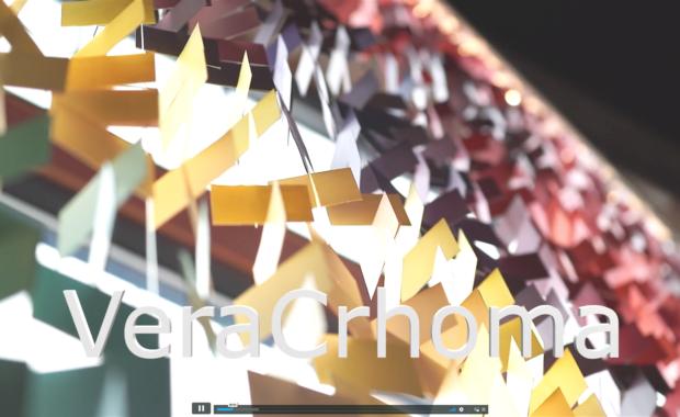 verachroma art installation by Leilani Schweitzer