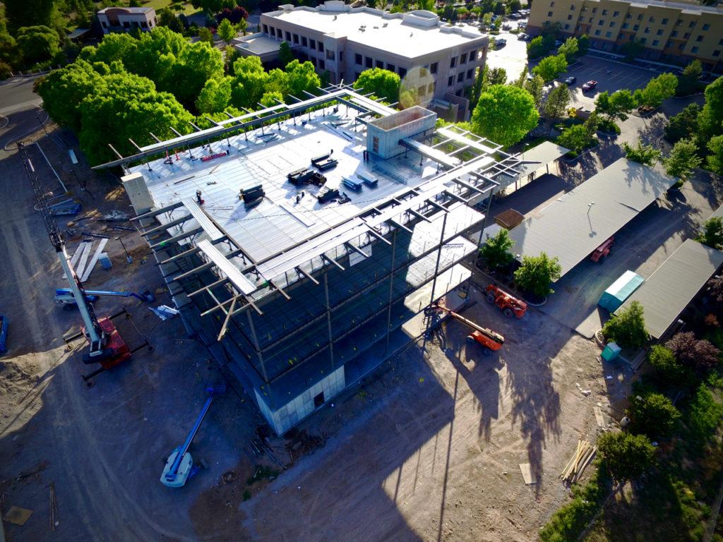 Reno Structural Engineering Aerial Photos